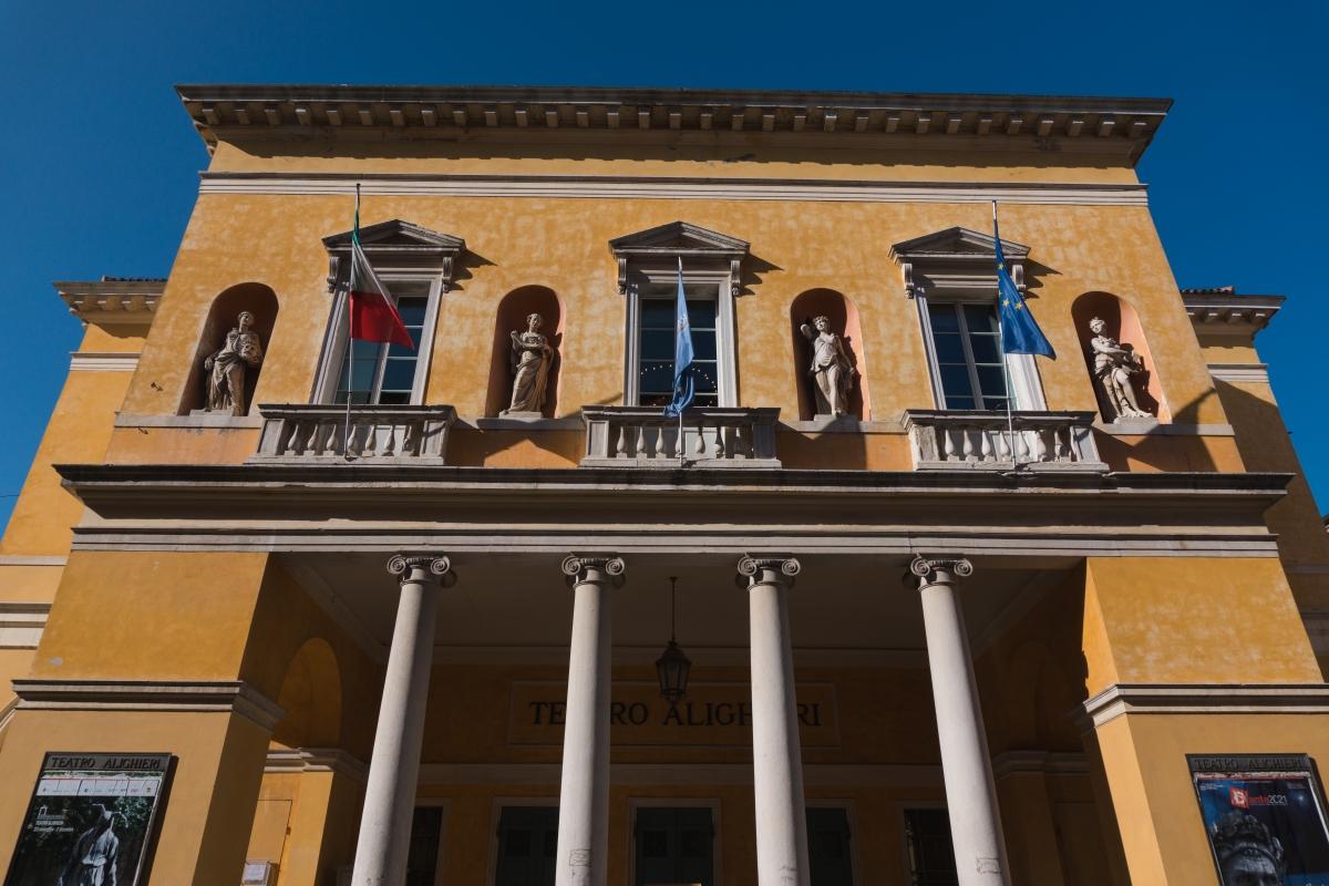 Teatro dante alighieri, ravenna - Federico Bragee - Ravenna (RA)