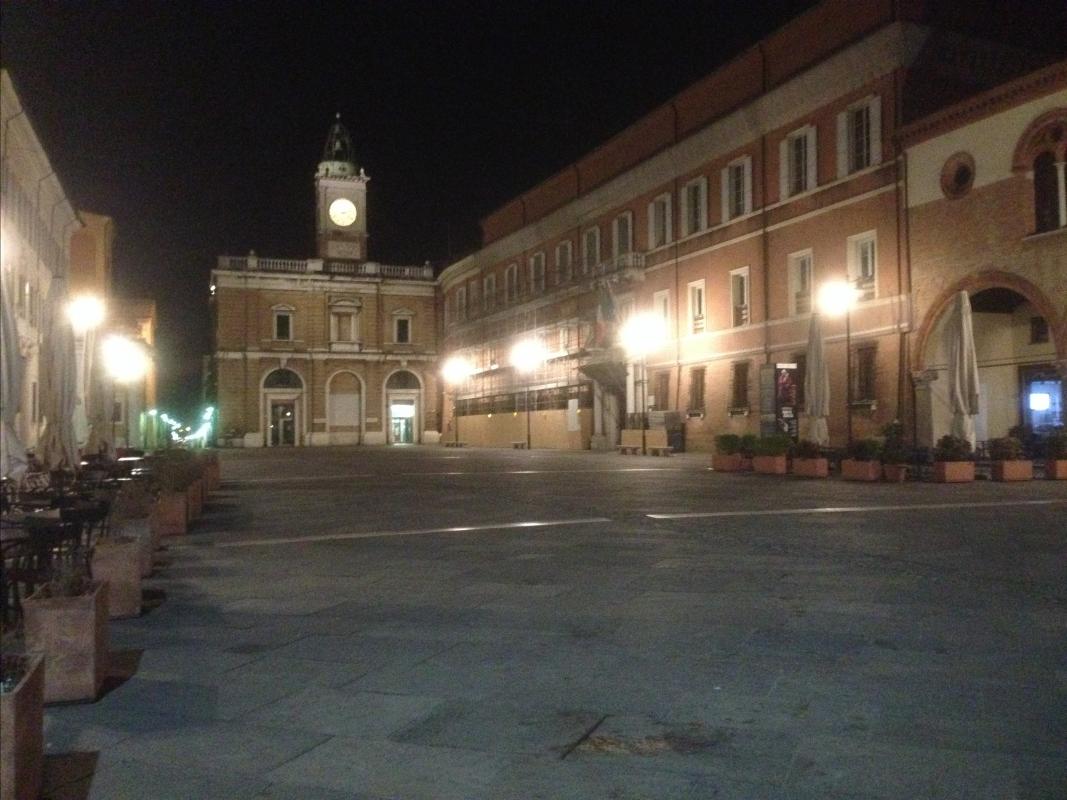 Piazza del Popolo 4 foto di C.Grassadonia - Chiara.Ravenna - Ravenna (RA)