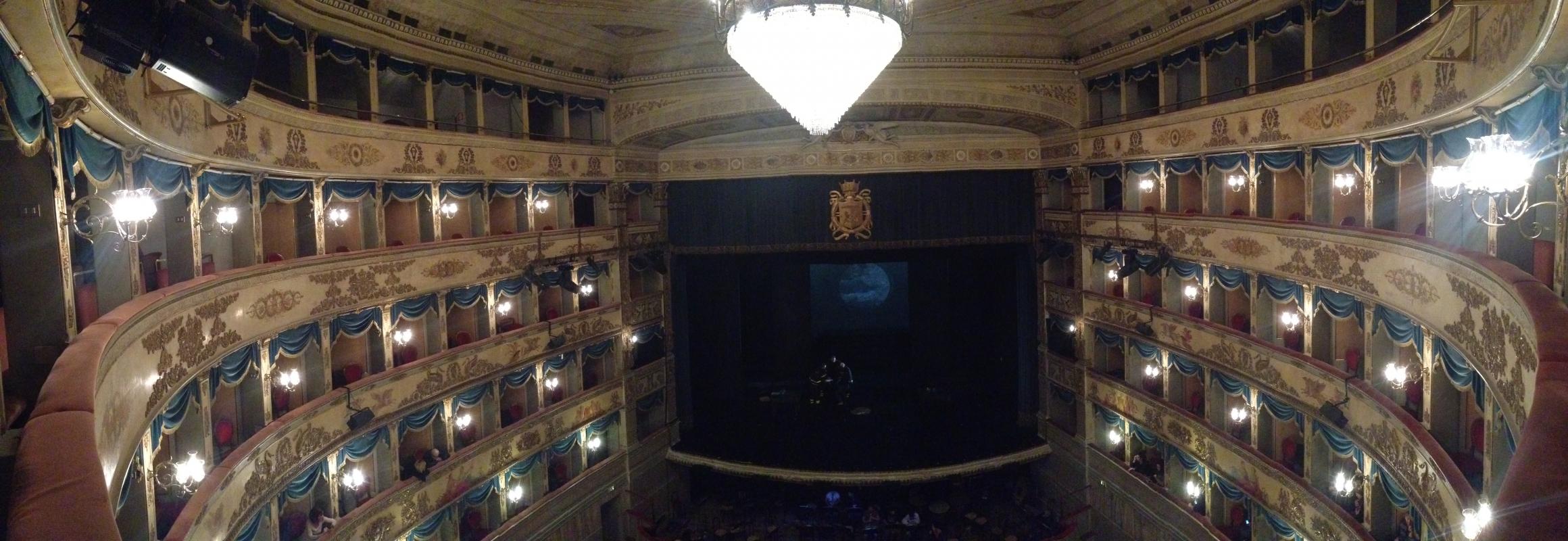 Teatro Alighieri interno 3 foto di C.Grassadonia - Chiara.Ravenna - Ravenna (RA)