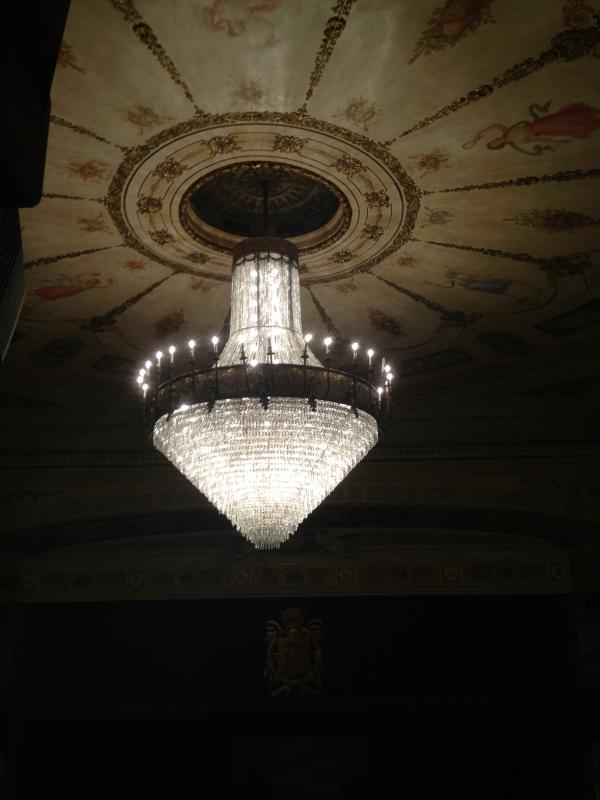 Teatro Alighieri interno 2 foto di C.Grassadonia - Chiara.Ravenna - Ravenna (RA)