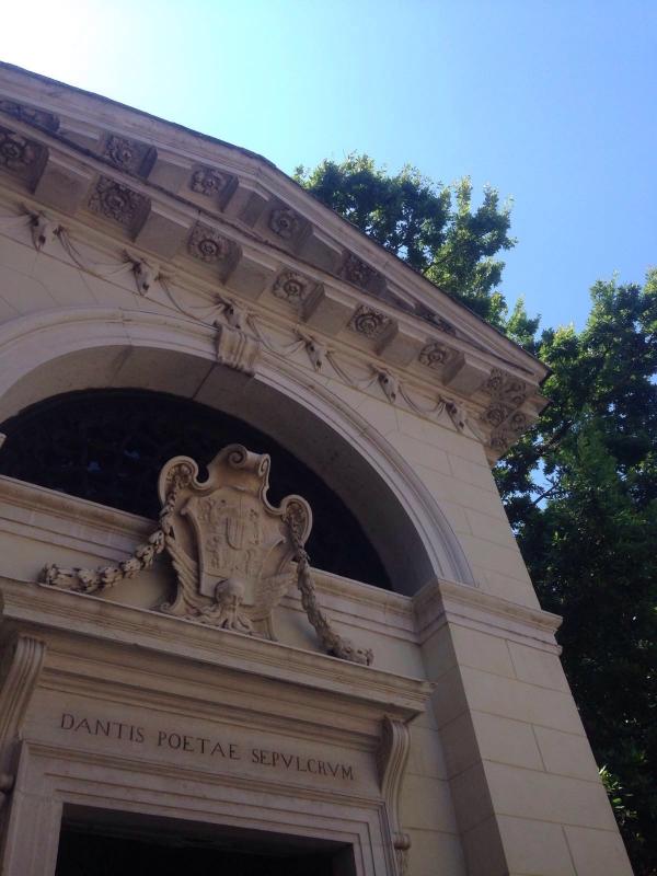 Tomba di Dante (dettaglio) foto di C.Grassadonia - Chiara.Ravenna - Ravenna (RA)