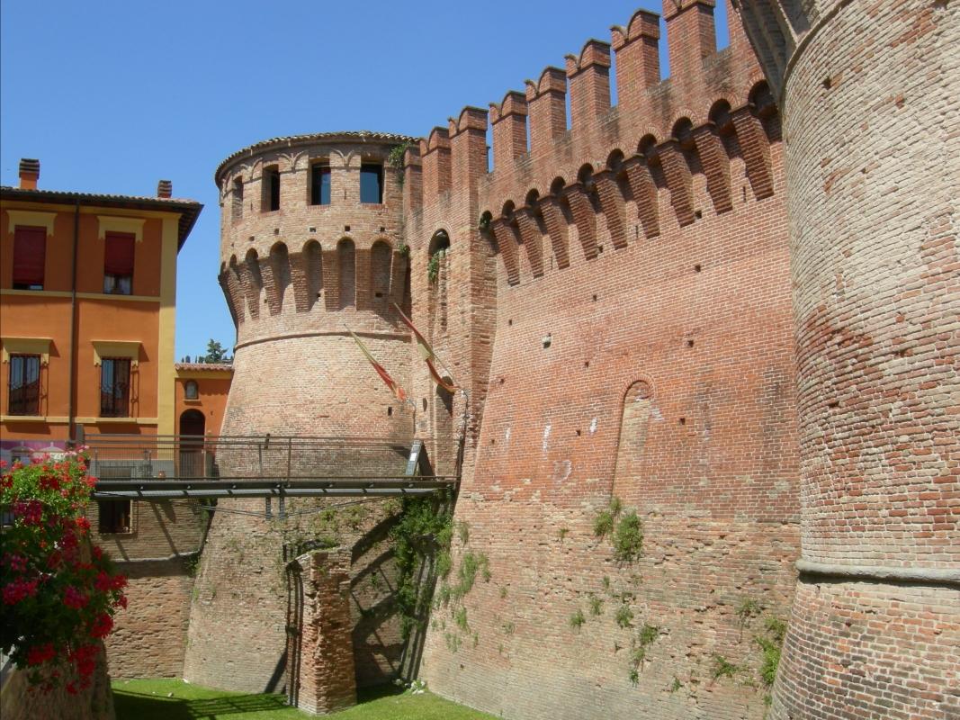 Rocca sforzesca Riolo Terme 01 - Nicola Quirico - Riolo Terme (RA)