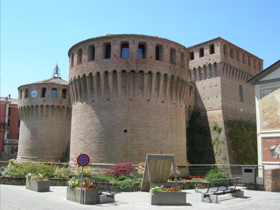 Rocca sforzesca Riolo Terme - Nicola Quirico - Riolo Terme (RA)