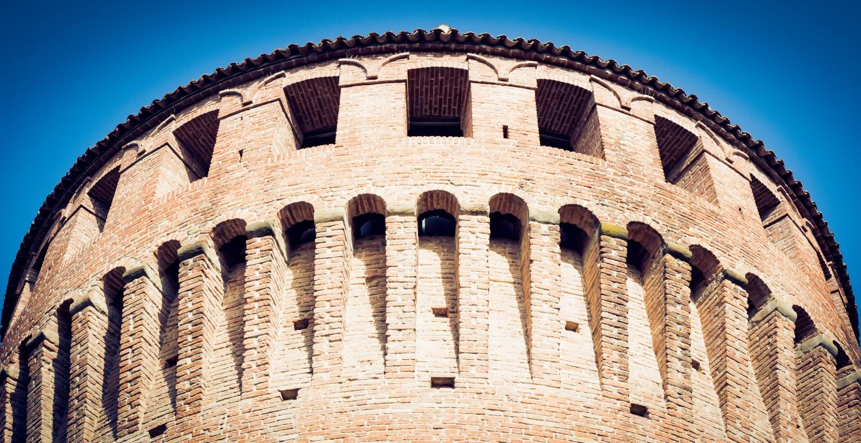 Prospettive della Rocca - Luca Rontini - Riolo Terme (RA)