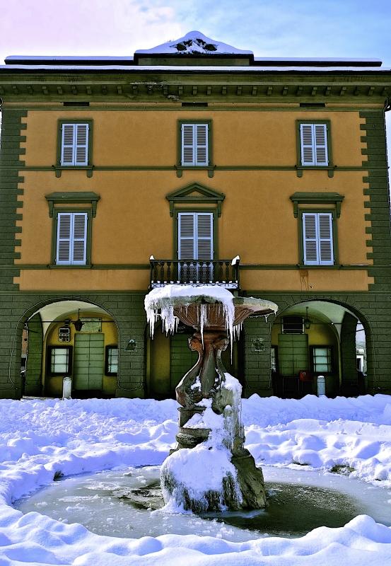 Palazzo del Governatore ex sede Municipale - Caba2011 - Cavriago (RE)