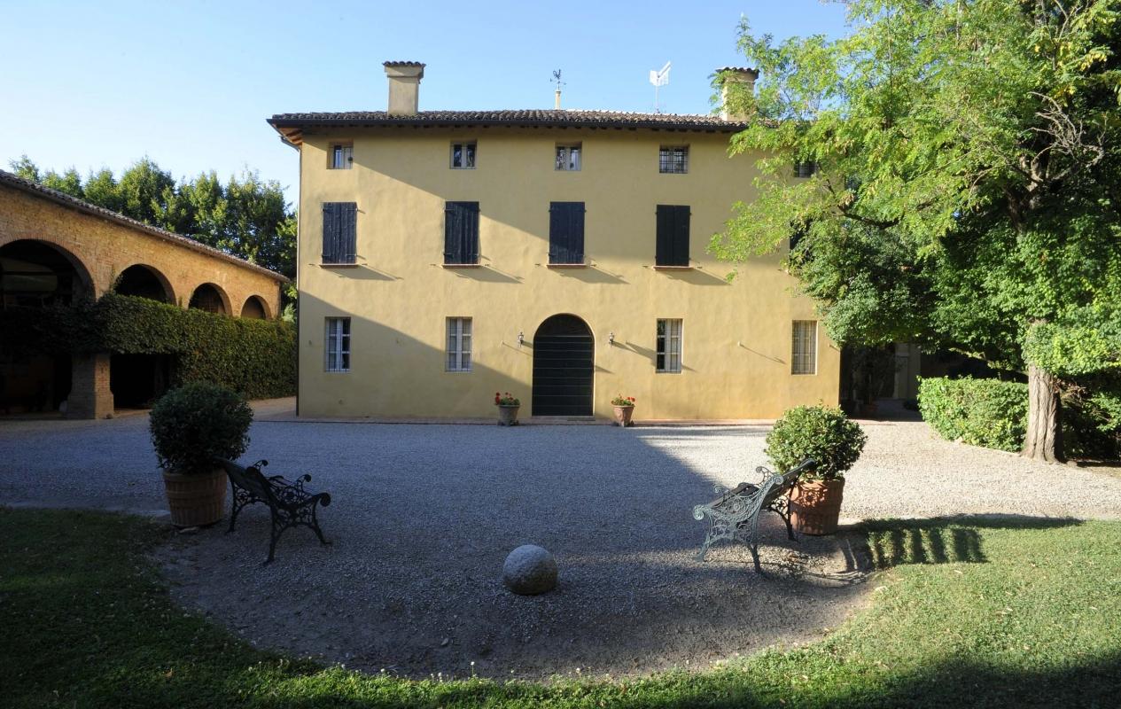 Casanova Vescova-fronte a sud - Matteo Colla - Poviglio (RE)