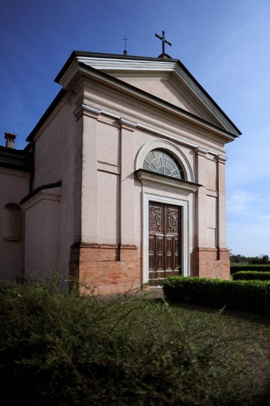Chiesa di San Giacomo Maggiore-Facciata - Matteo Colla - Poviglio (RE)