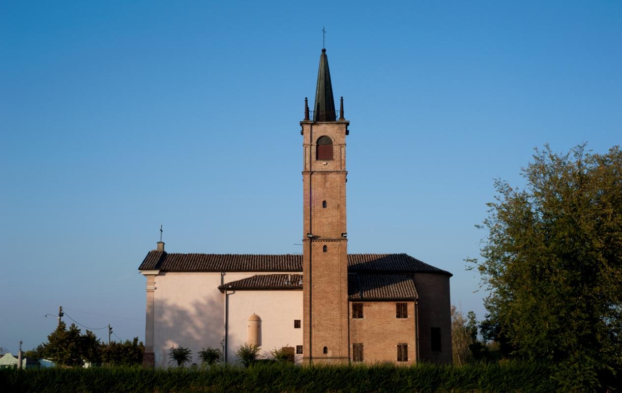 Chiesa di San Giacomo Maggiore-Fianco - Matteo Colla - Poviglio (RE)