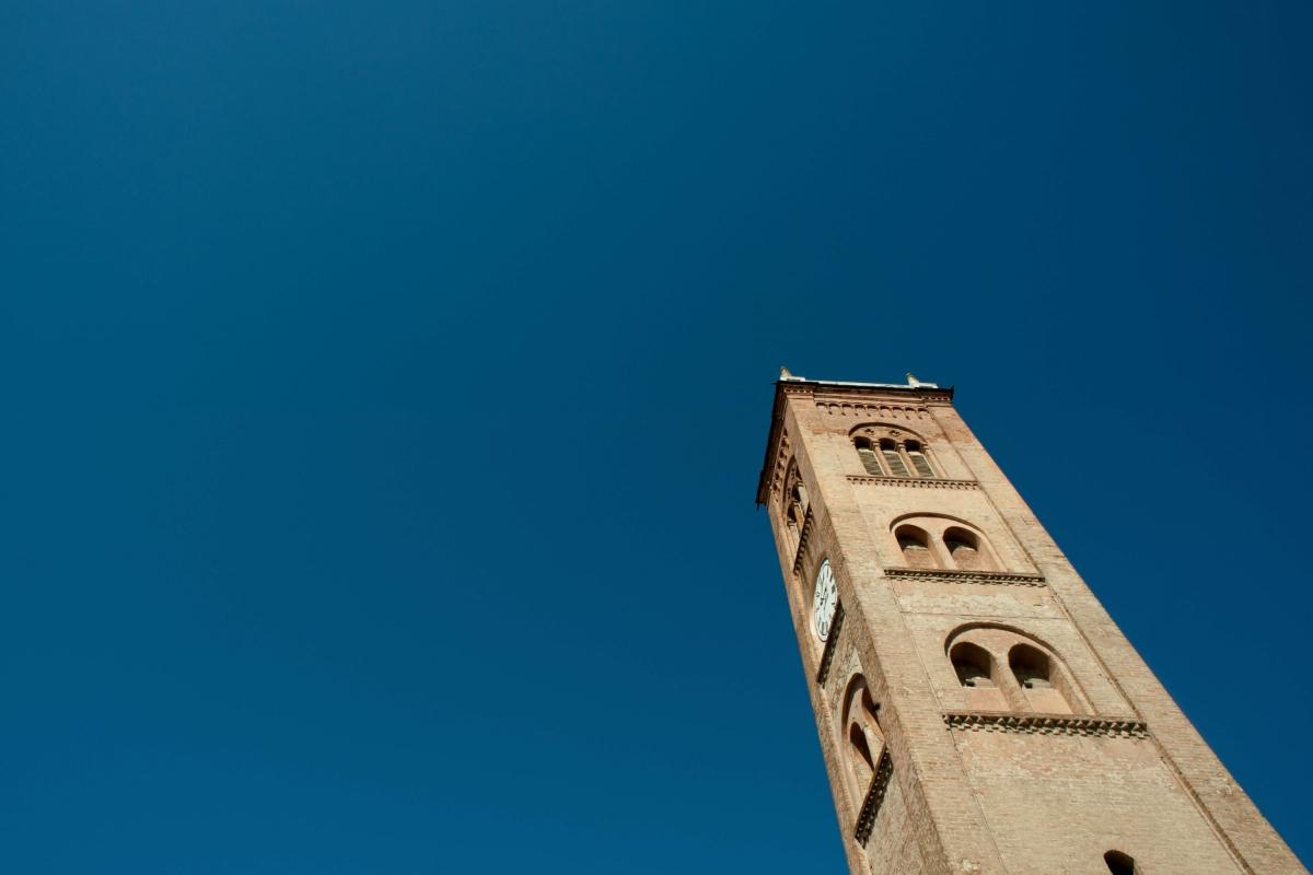 Chiesa di S. Stefano Protomartire-Campanile - Matteo Colla - Poviglio (RE)