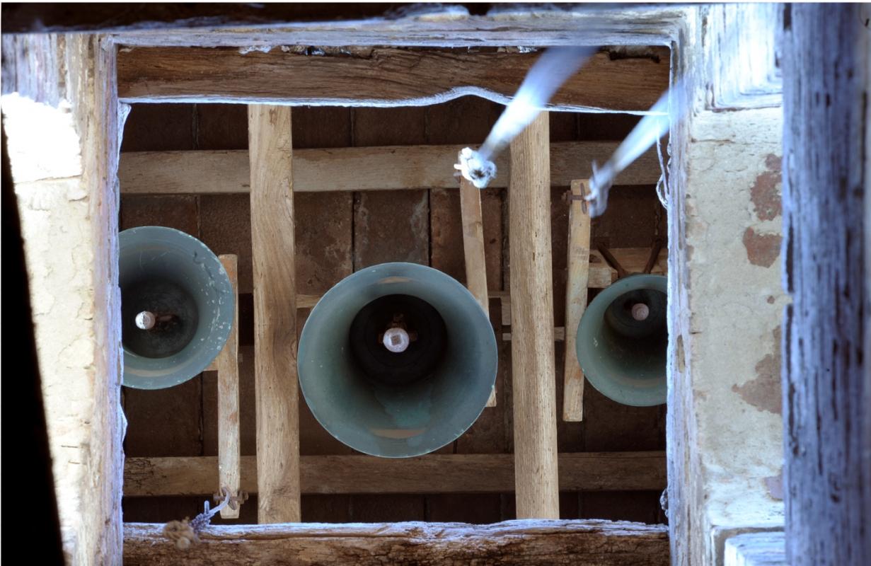 Oratorio di San Martino di Tours- campane - Matteo Colla - Poviglio (RE)
