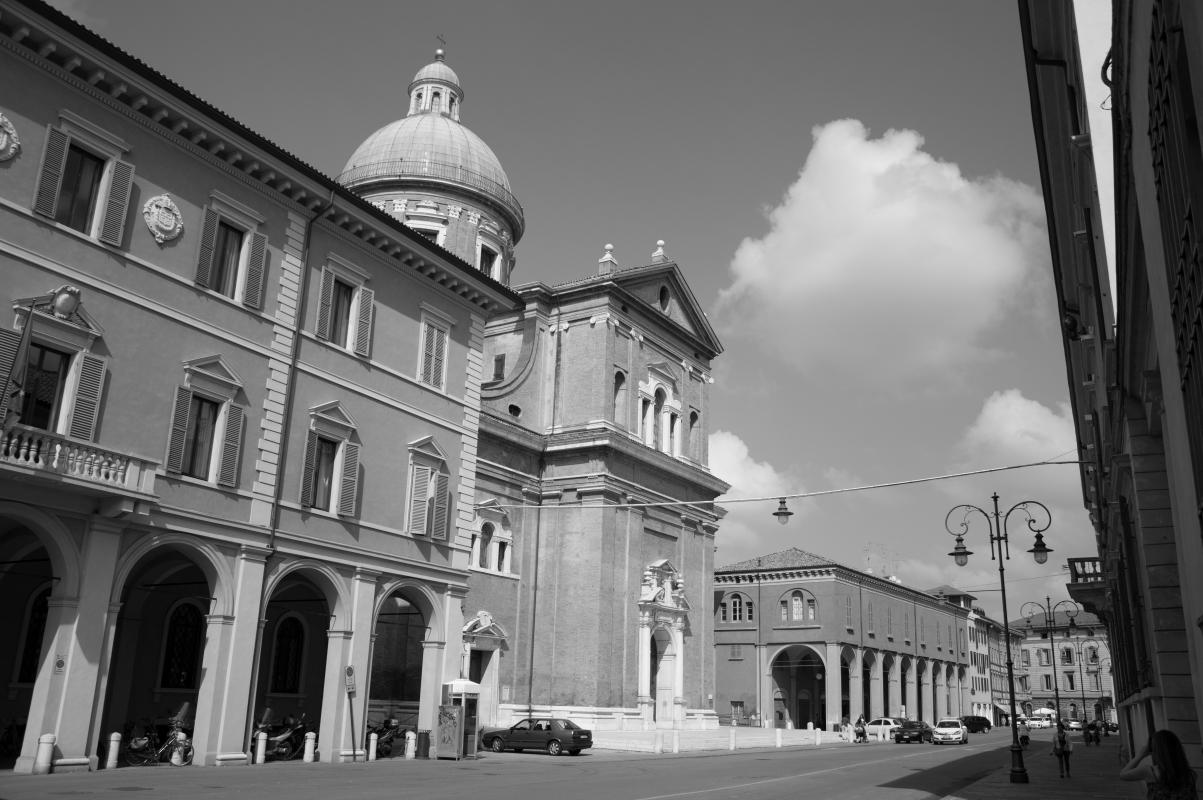 Basilica della Ghiara (1) - Alessandro Azzolini - Reggio nell'Emilia (RE)