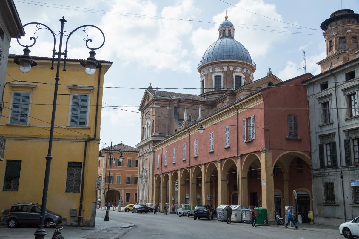 Corso Garibaldi (3) - Alessandro Azzolini - Reggio nell'Emilia (RE)
