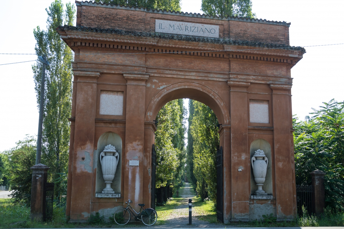 Arco del Mauriziano (1) - Alessandro Azzolini - Reggio nell'Emilia (RE)