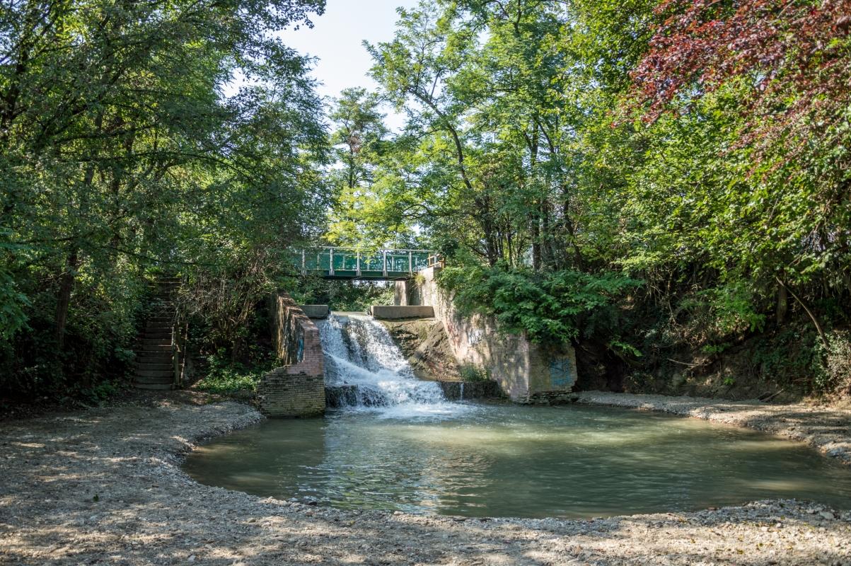 Cascata del Rio Acque Chiare - Parco del Rodano - Alessandro Azzolini - Reggio nell'Emilia (RE)