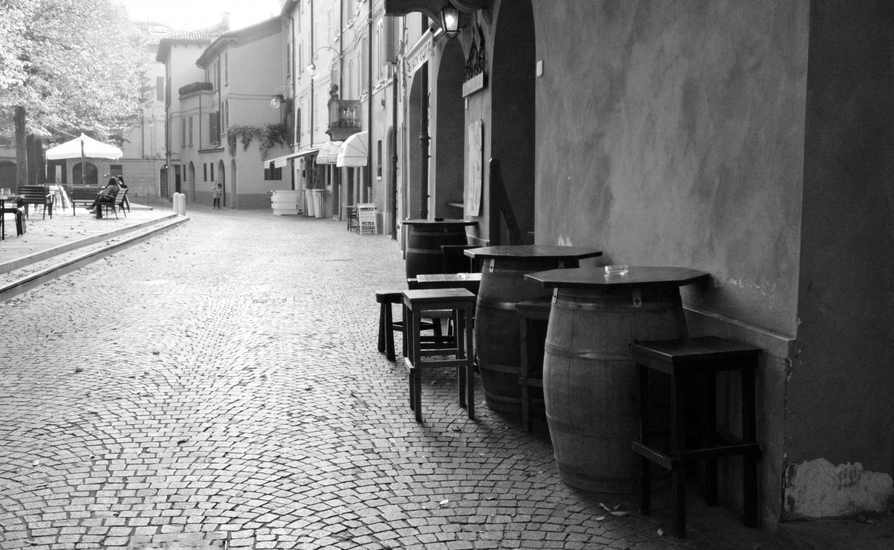 Piazza Fontanesi- Reggio Emilia - Greta Bonacini - Reggio nell'Emilia (RE)