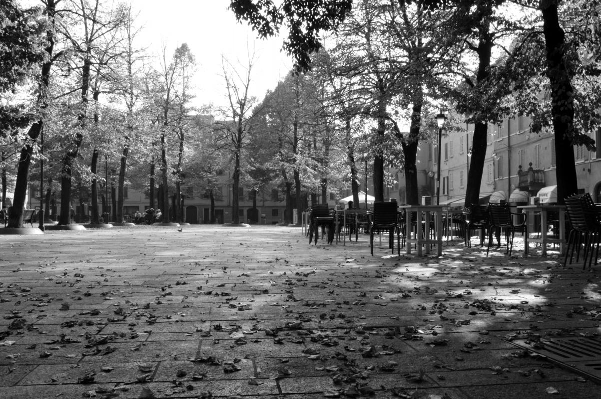 Piazza Fontanesi- Reggio Emilia 3 - Greta Bonacini - Reggio nell'Emilia (RE)
