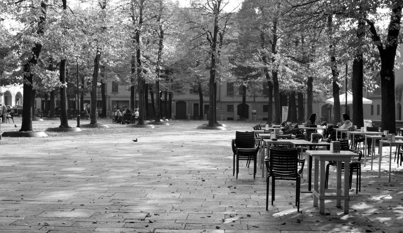 Piazza Fontanesi- Reggio Emilia 2 - Greta Bonacini - Reggio nell'Emilia (RE)