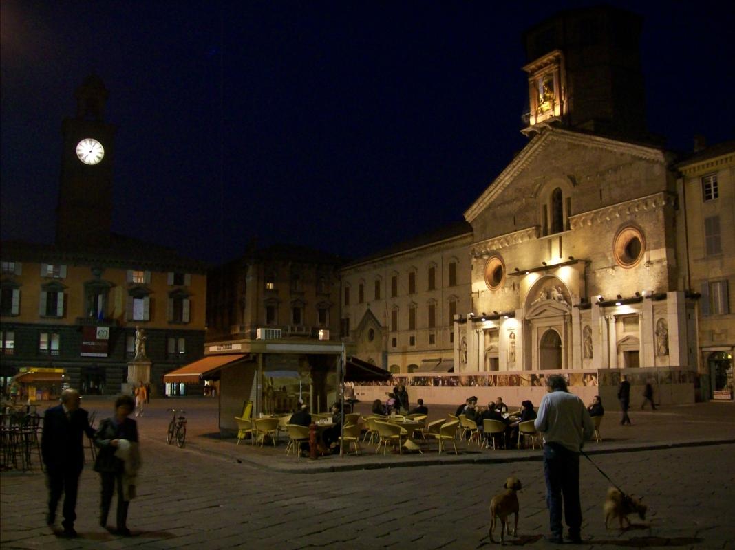 Piazza Prampolini 2 ReggioEmilia - Diego Baglieri - Reggio nell'Emilia (RE)