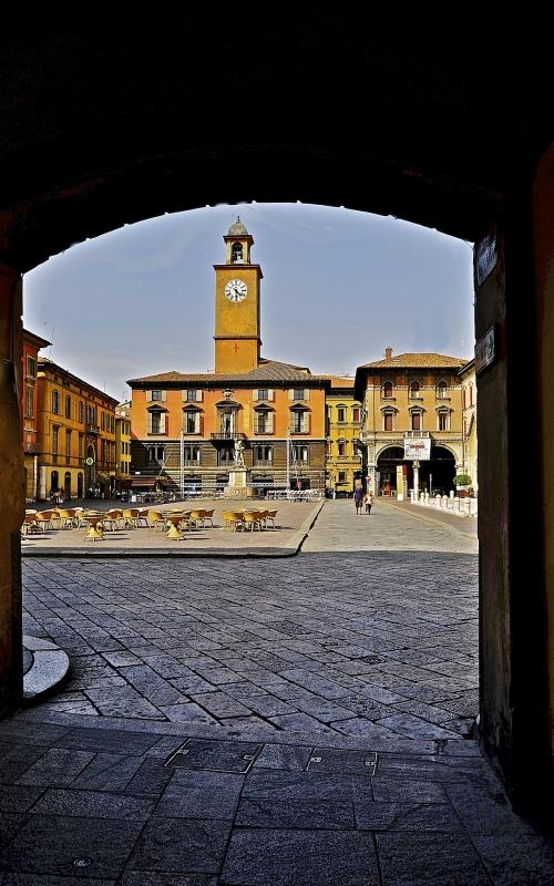 Piazza Prampolini o Piazza Grande - Caba2011 - Reggio nell'Emilia (RE)