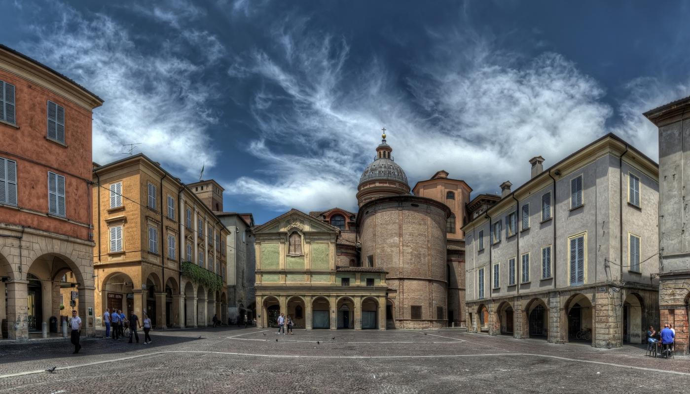 Piazza San Prospero - Goethe100 - Reggio nell'Emilia (RE)
