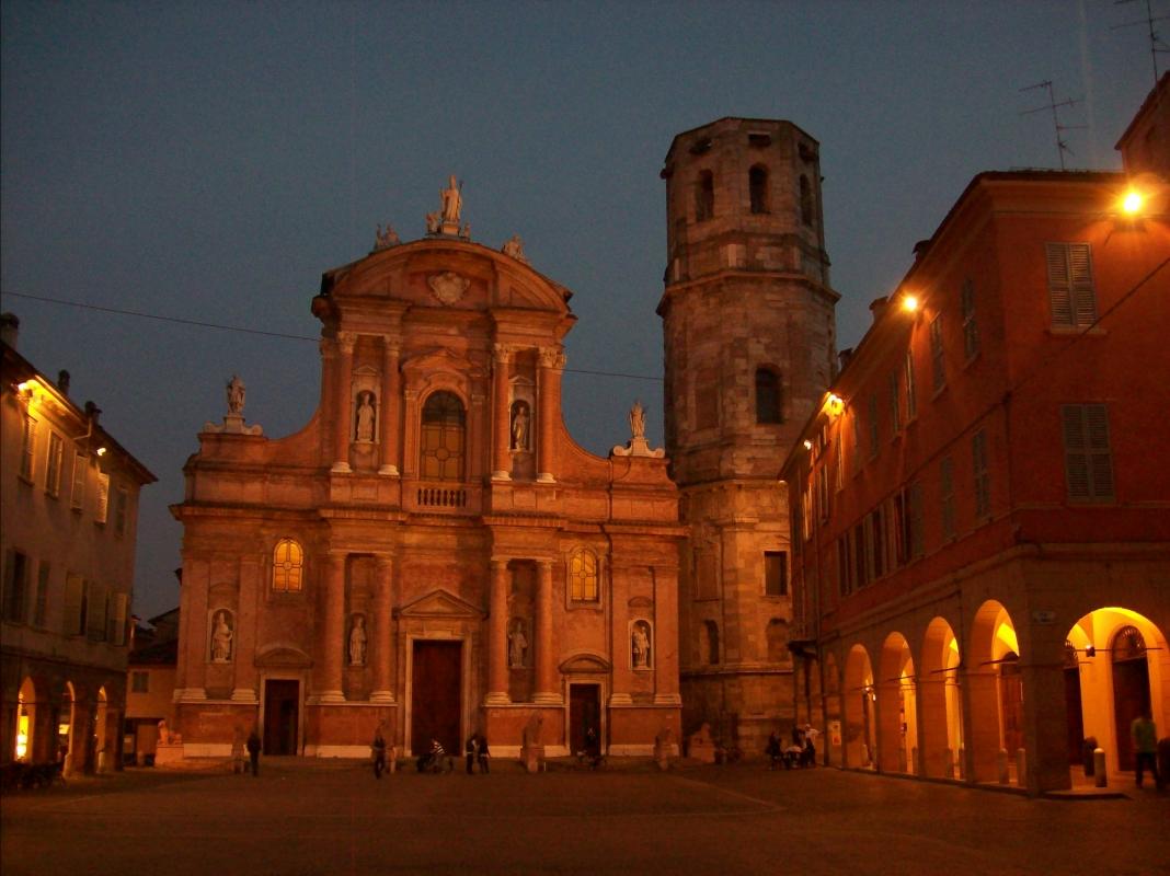 Piazza San Prospero 2 ReggioEmilia - Diego Baglieri - Reggio nell'Emilia (RE)
