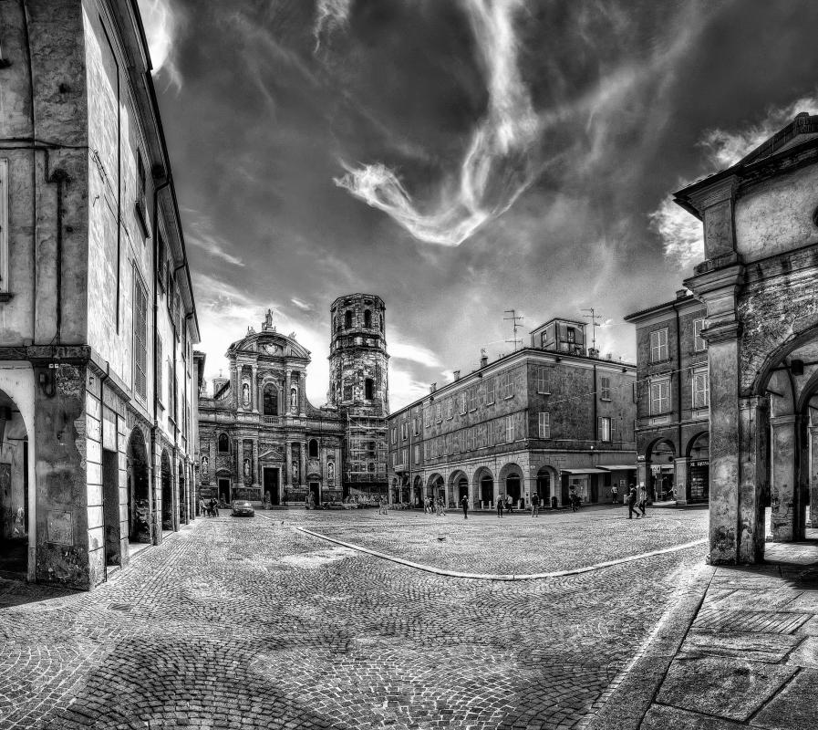Piazza S. Prospero - Goethe100 - Reggio nell'Emilia (RE)