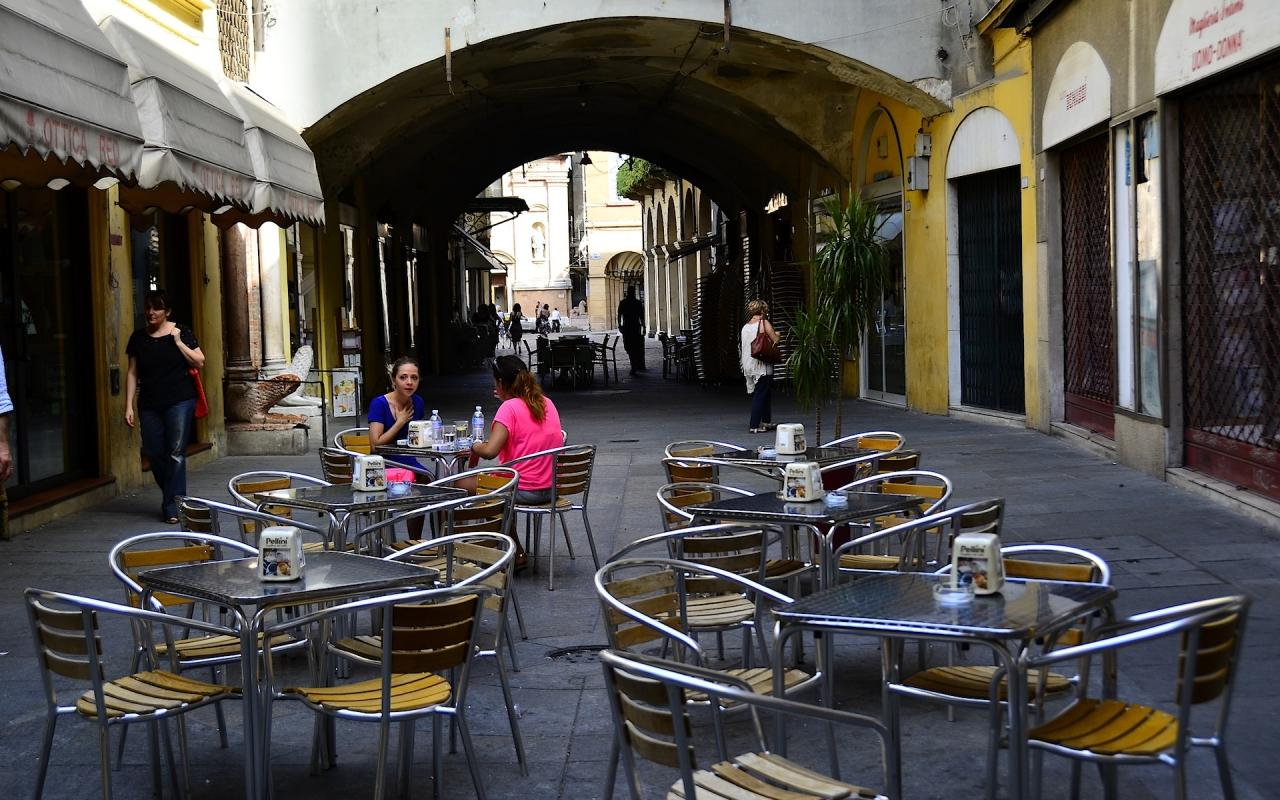Il cuore di Reggio Emilia - Caba2011 - Reggio nell'Emilia (RE)