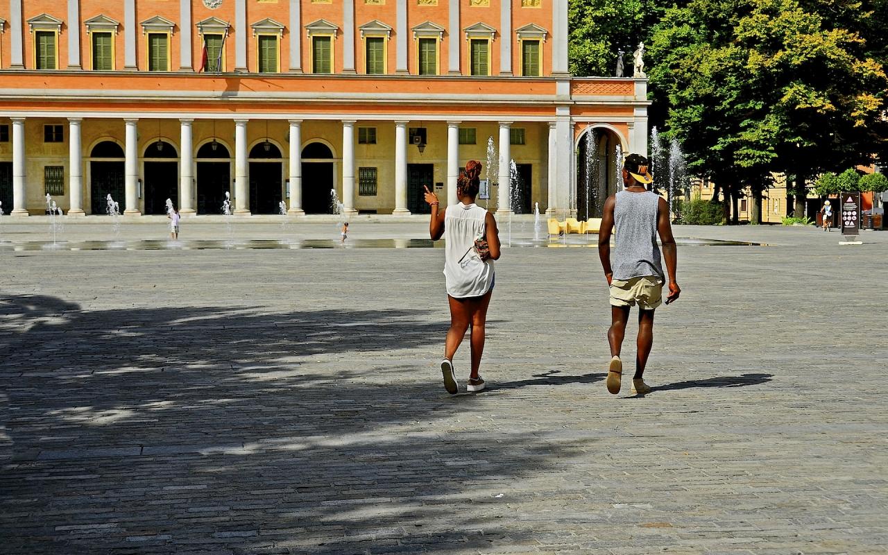 Teatro Romolo Valli o Municipale - Caba2011 - Reggio nell'Emilia (RE)