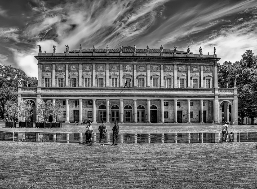 Teatro Valli Reggio Emilia - Goethe100 - Reggio nell'Emilia (RE)