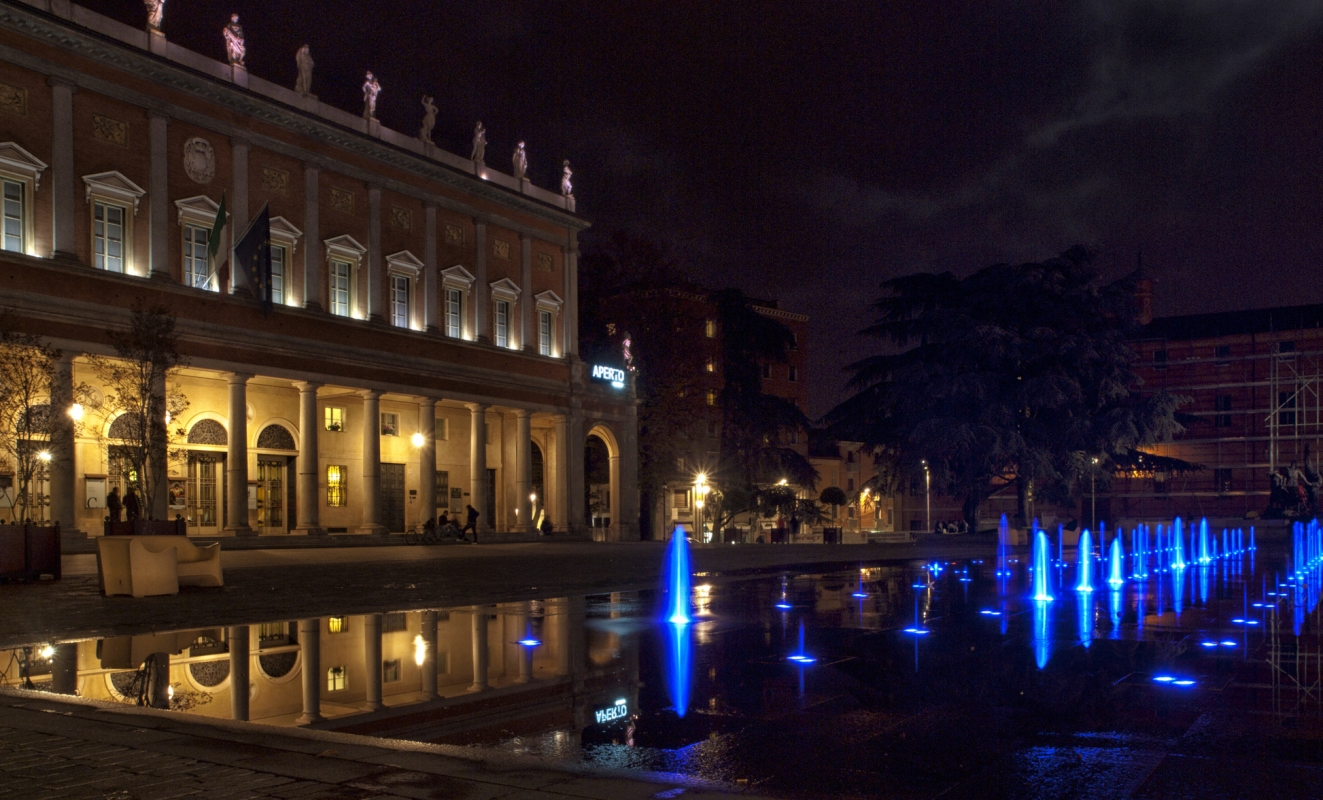 Teatro municipale - Giangattobarigazzi - Reggio nell'Emilia (RE)