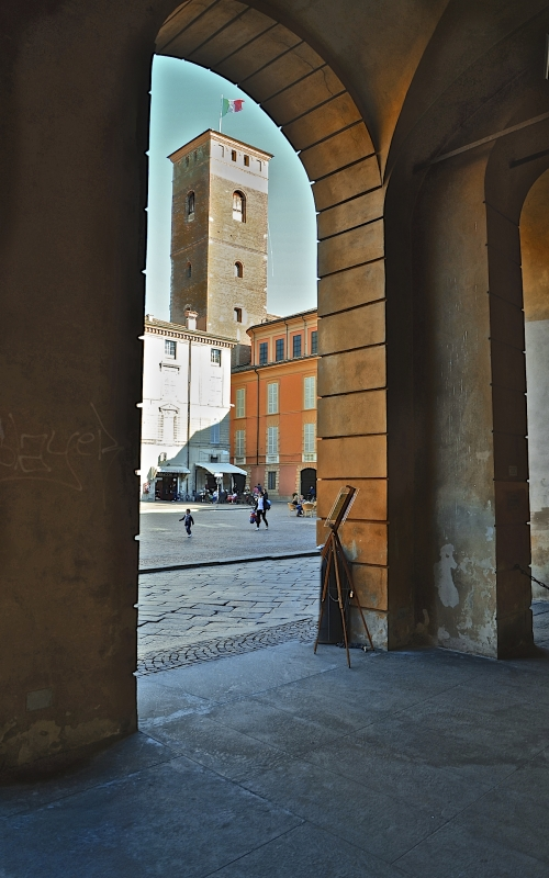 La Torre di Reggio - Caba2011 - Reggio nell'Emilia (RE)