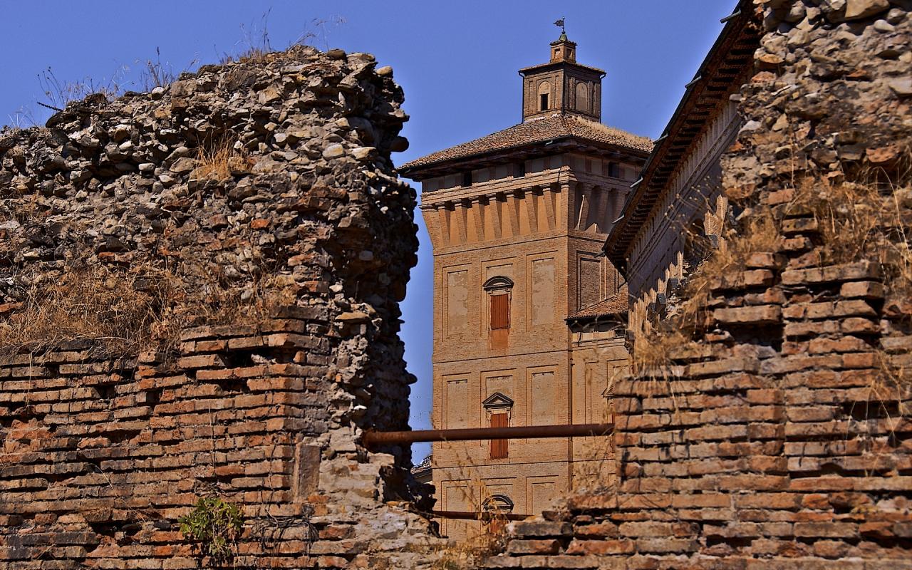 La Torre della Rocca dei Boiardo - Caba2011 - Scandiano (RE)