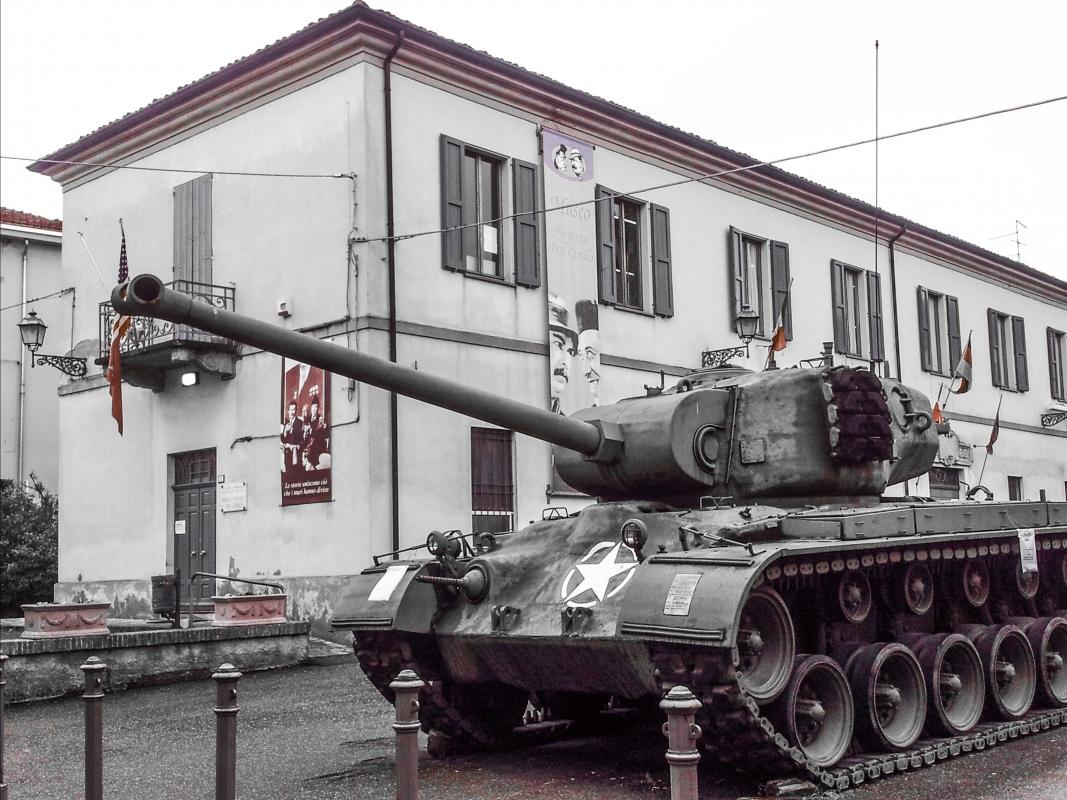 Museo Guareschi - Don Camillo e Peppone - Opi1010 - Brescello (RE)