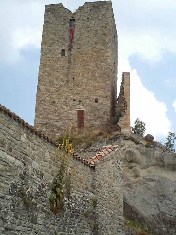 Torre vista dalla foresteria - Manuel.frassinetti - Carpineti (RE)
