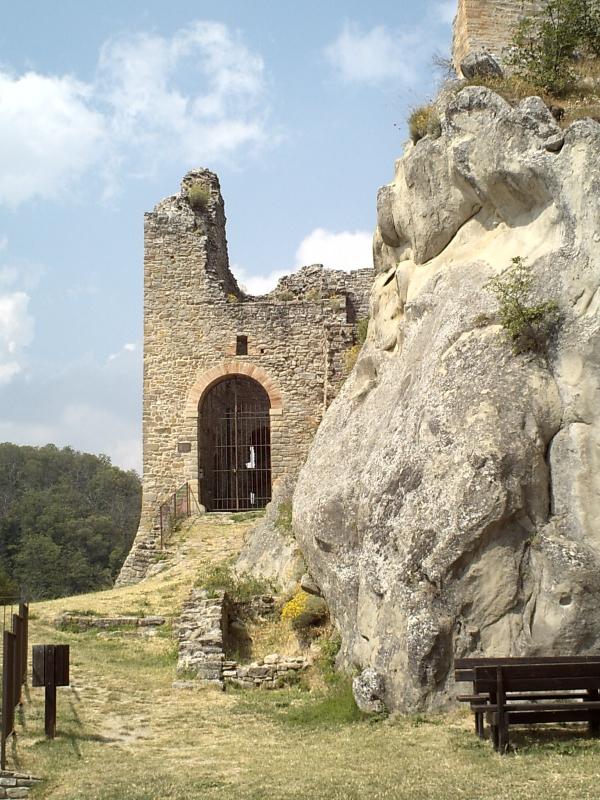 Ingresso al castello di Carpineti - Manuel.frassinetti - Carpineti (RE)