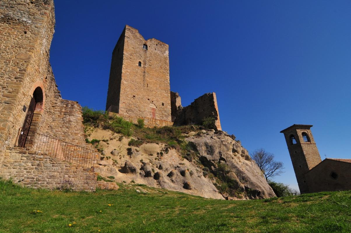 Castello medioevale di Carpineti - Lugarex - Carpineti (RE)