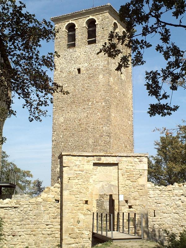 Veduta dell'ingresso al Castello di Sarzano - Manuel.frassinetti - Casina (RE)