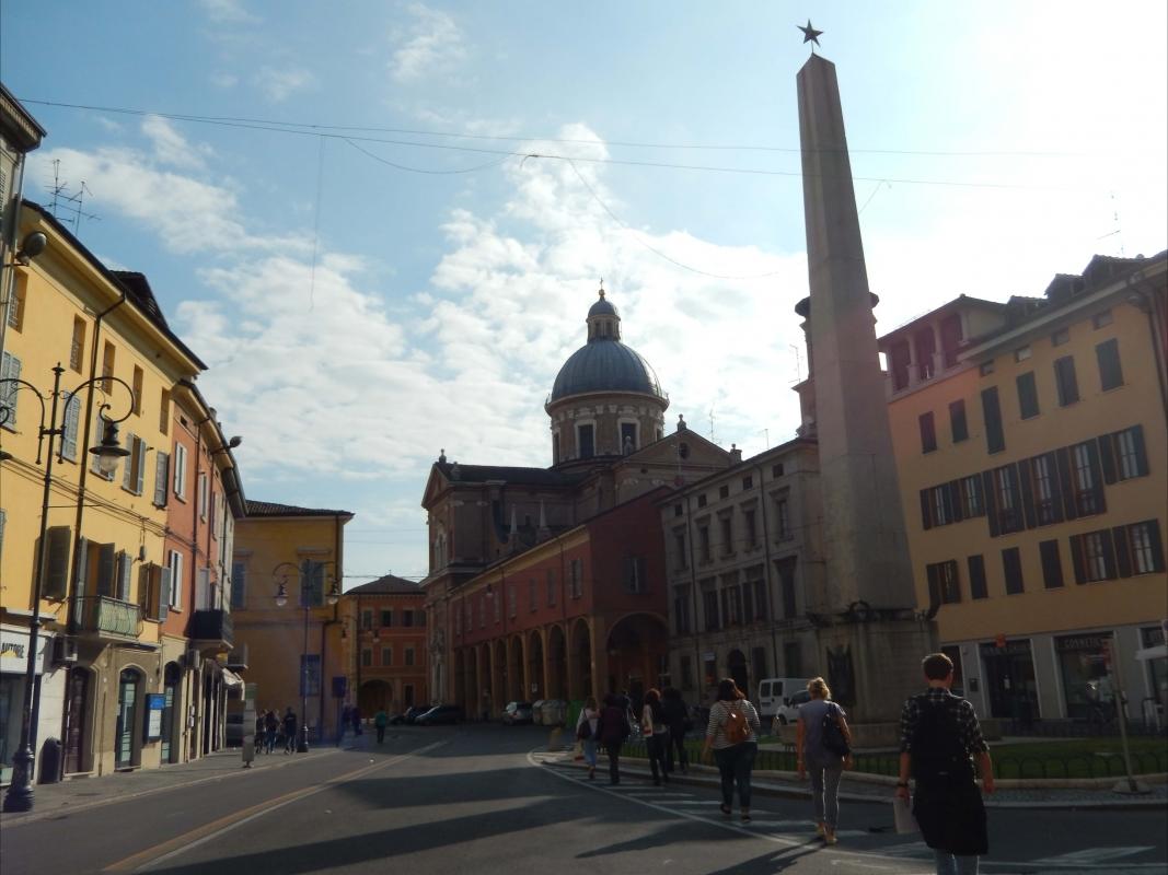 Piazza Gioberti, Reggio Emilia - Lullug95 - Reggio nell'Emilia (RE)