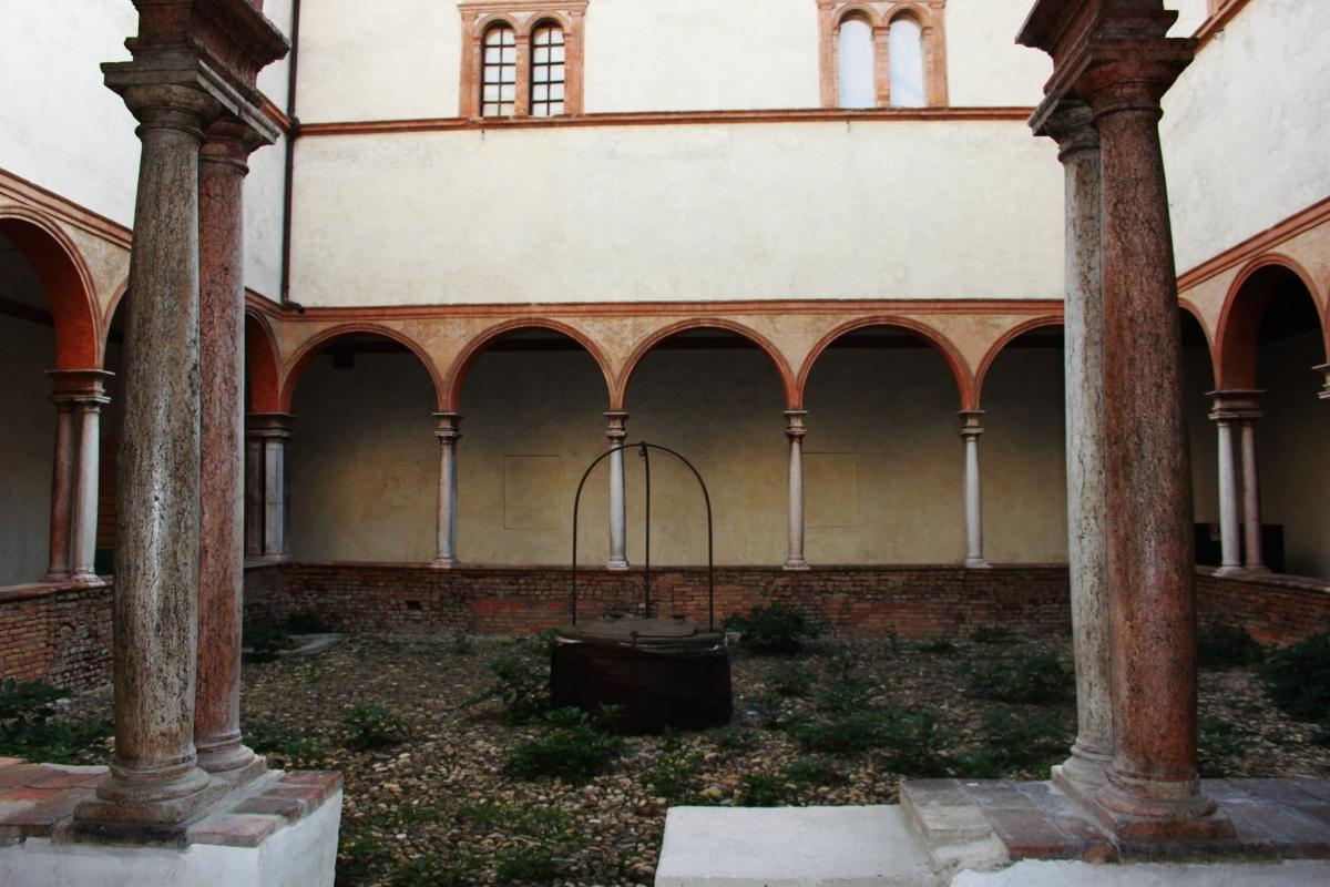 Chiostri Di San Pietro (2) - Giulia Bonacini Ph - Reggio nell'Emilia (RE)