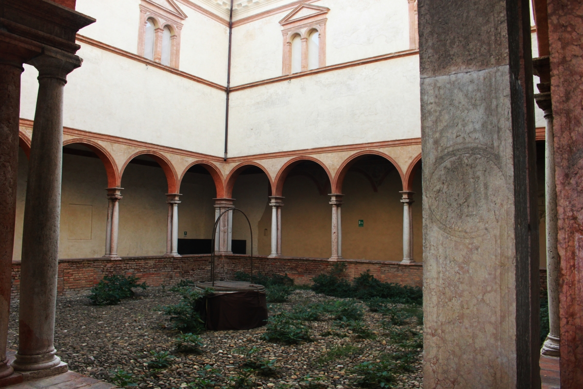 Chiostri Di San Pietro - Giulia Bonacini Ph - Reggio nell'Emilia (RE)