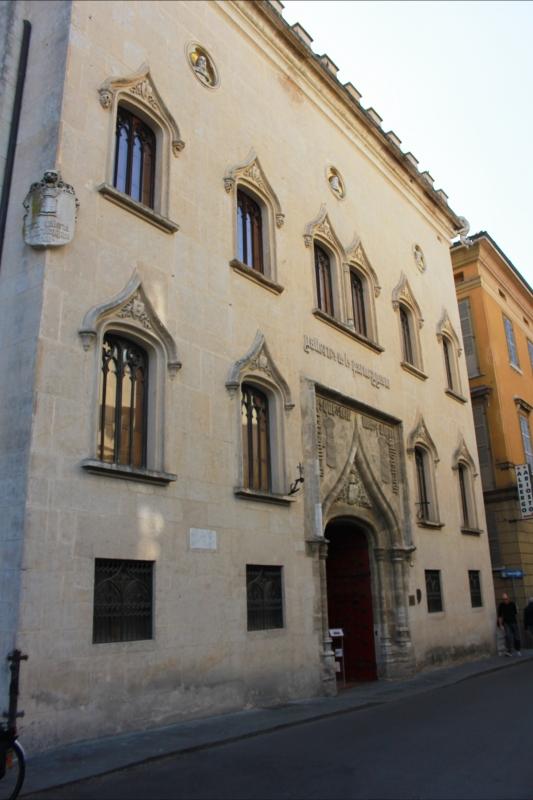 Galleria Parmeggiani Facciata (2) - Giulia Bonacini Ph - Reggio nell'Emilia (RE)
