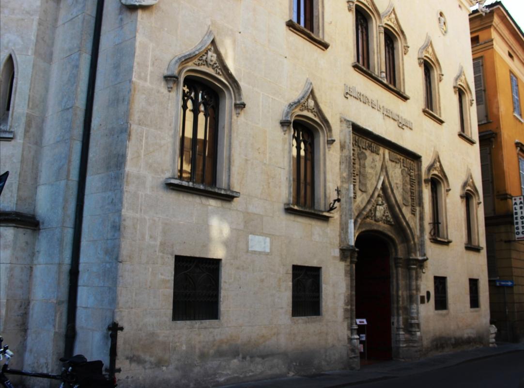 Galleria Parmeggiani Facciata - Giulia Bonacini Ph - Reggio nell'Emilia (RE)