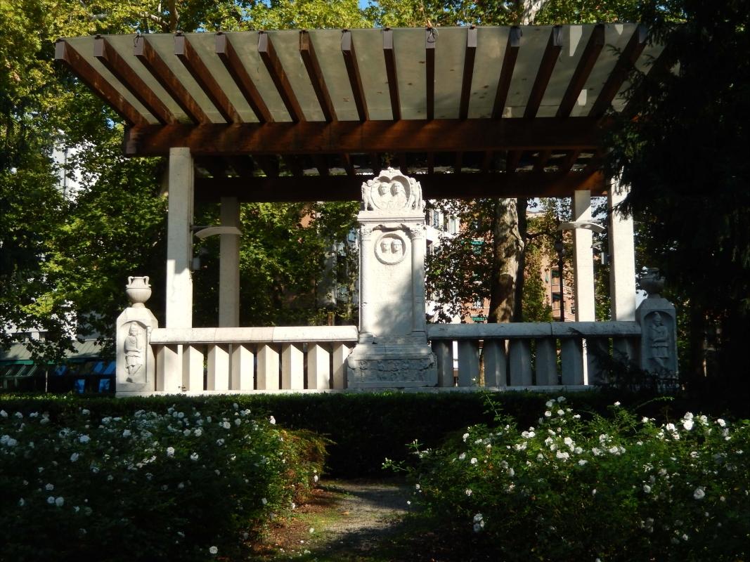 Monumento dei liberti nei Giardini - Lullug95 - Reggio nell'Emilia (RE)