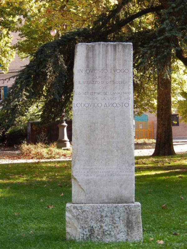 Monumento a L.Ariosto - Lullug95 - Reggio nell'Emilia (RE)