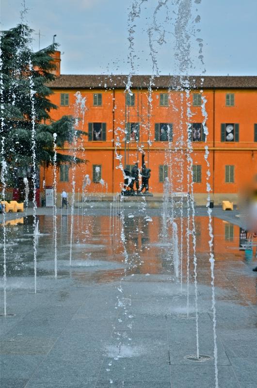 Palazzo San Francesco o Palazzo dei Musei - Caba2011 - Reggio nell'Emilia (RE)