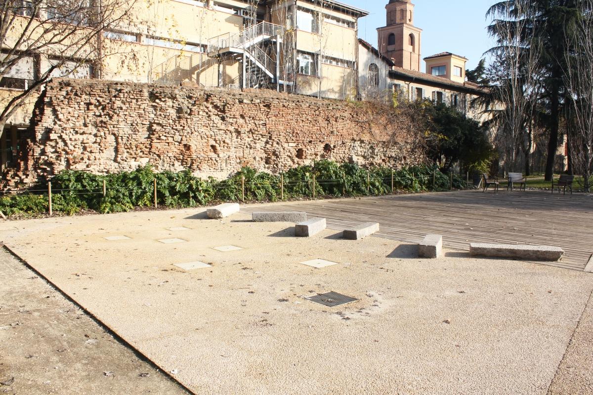 Muro Reggio vecchia Parco Cervi - Vascodegama1972 - Reggio nell'Emilia (RE)