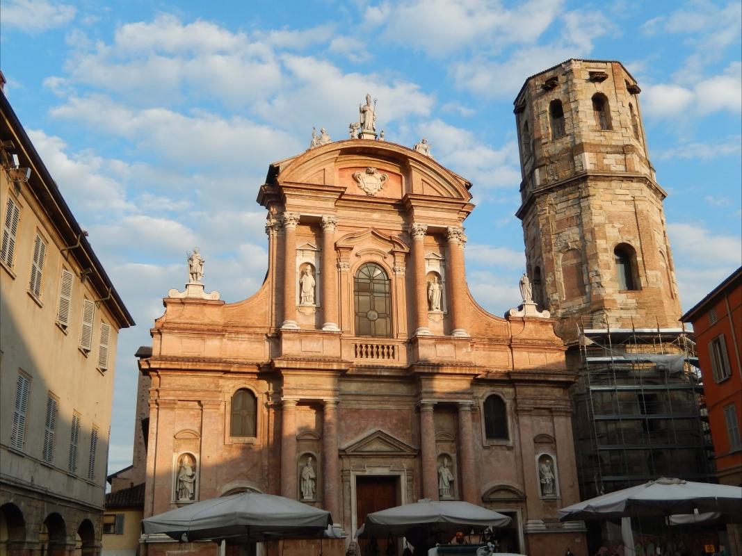 Chiesa in Piazza S.Prospero - Lullug95 - Reggio nell'Emilia (RE)