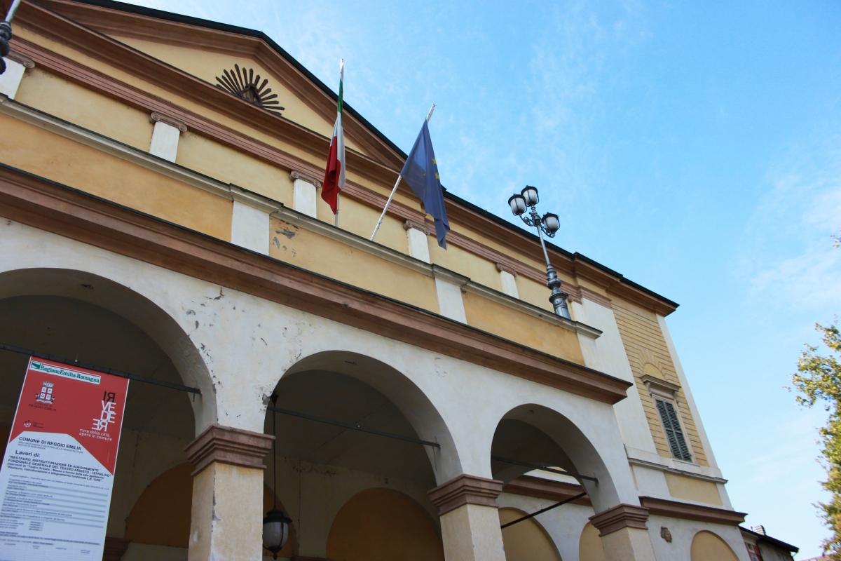 Teatro Ludovico Ariosto - Giulia Bonacini Ph - Reggio nell'Emilia (RE)