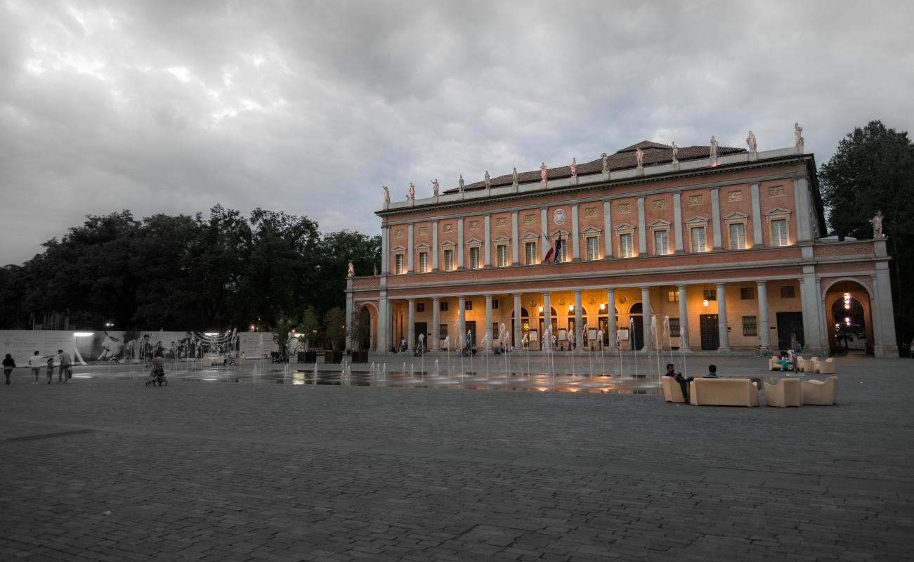 Il Teatro Municipale Romolo Valli - Lugarex - Reggio nell'Emilia (RE)