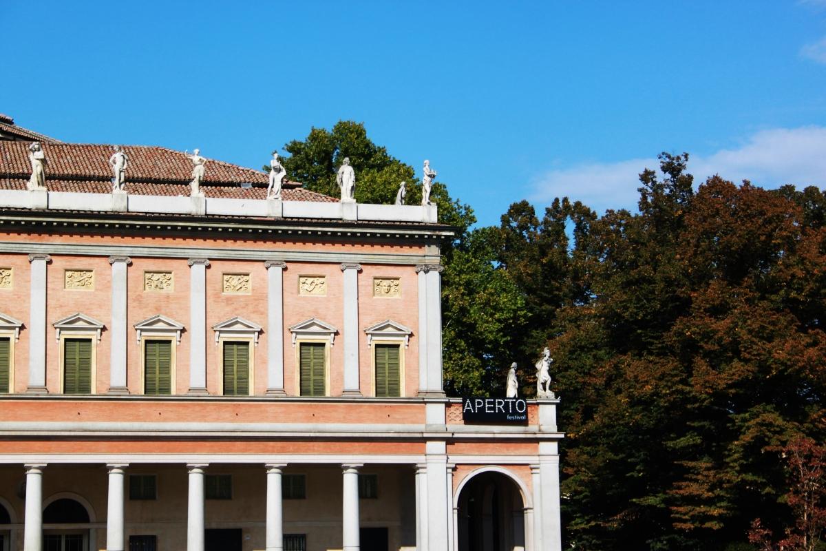 Dettaglio Teatro Municipale Romolo Valli - Giulia Bonacini Ph - Reggio nell'Emilia (RE)